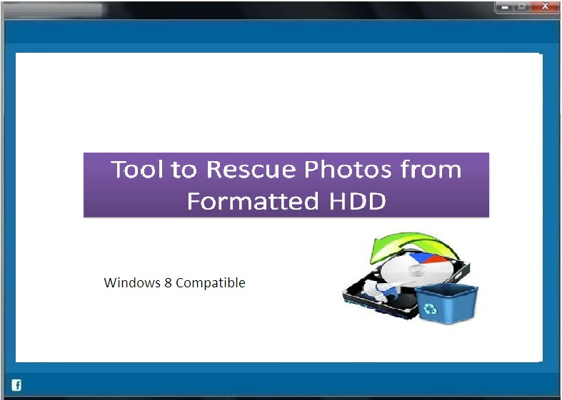 Tool to recover photos from HDD partition