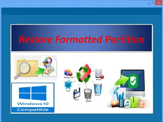 Finest tool to get formatted partition data